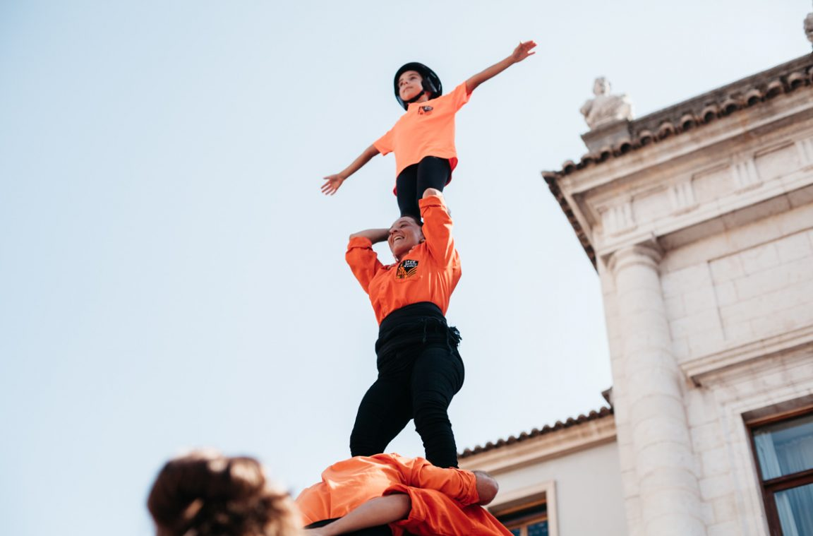 Torreta, Jove Muixeranga de València