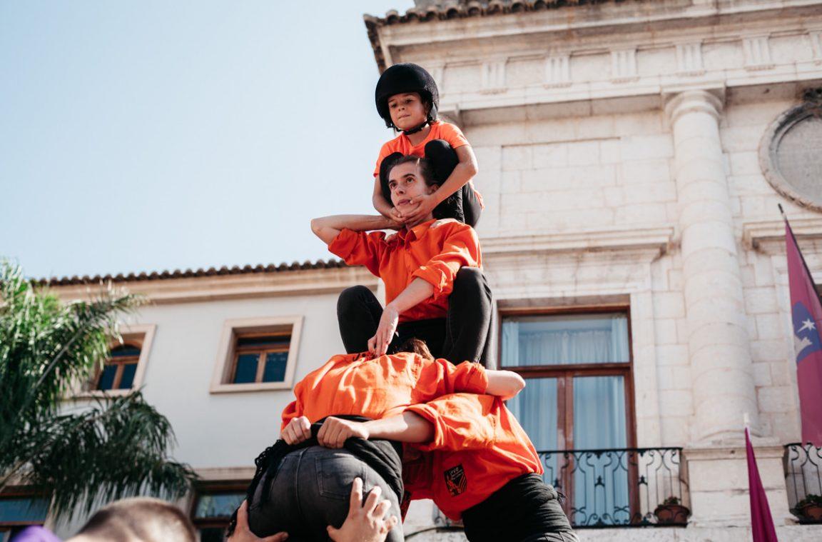 Remat de l'Alta de Cinc, Jove Muixeranga de València