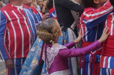 Muixeranga d'Algemesí - Homenatge a Joan Blasco