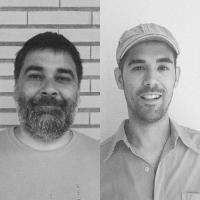 Enric Sorribes i Kassim Carceller