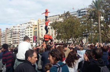 Tastarròs - Jove Muixeranga de València