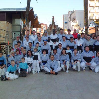 2012, foto de grup