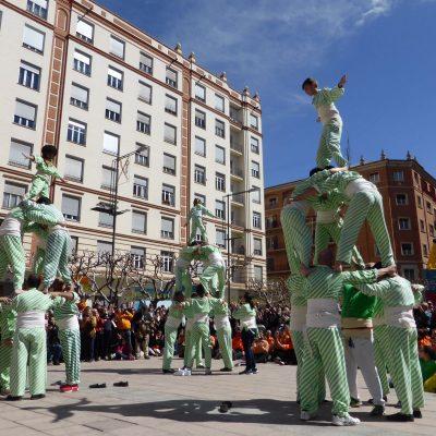 Campana - II Trobada de Muixerangues de Castelló