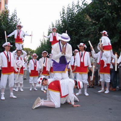 Moixiganga de Vilafranca