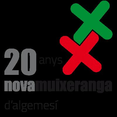 Logotip del vintè aniversari