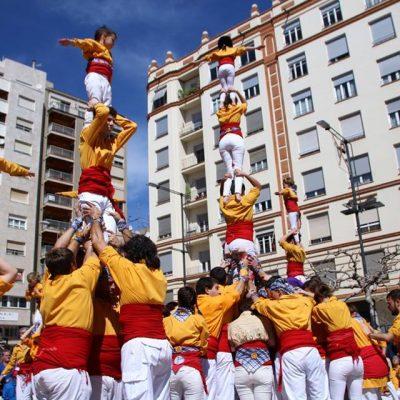Sénia Doble - II Trobada de Muixerangues de Castelló