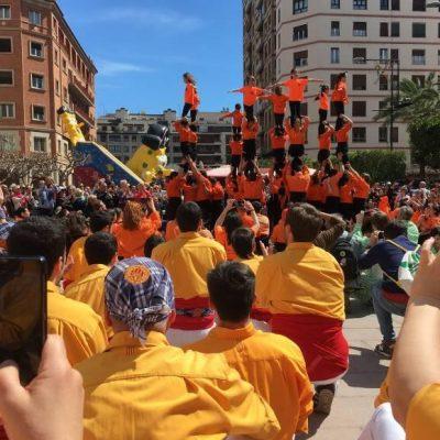 Palmerar - Trobada de Muixerangues de Castelló