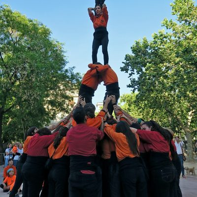 Torreta - Jove Muixeranga de València