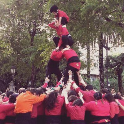 Torreta - Muixeranga de Xàtiva
