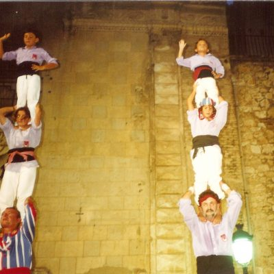 1993.- Pilars de germanor.
