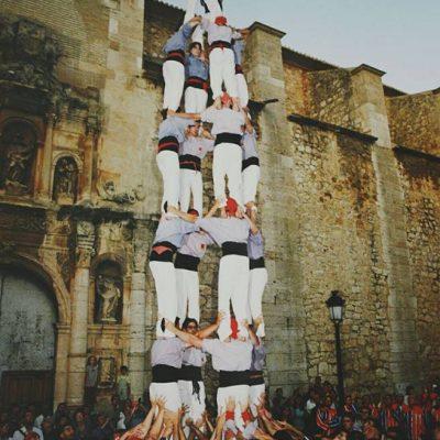 2002.- La Jove de Tarragona en la III Trobada.