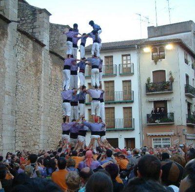 2008.- La Jove de Tarragona en la IX Trobada.