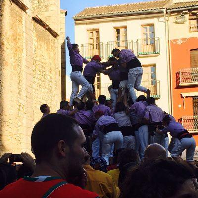 3 de 9 amb folre - Jove de Tarragona