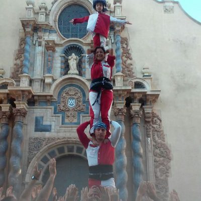 Aixecat - Muixeranga de Vinaròs