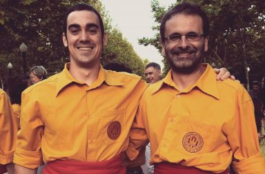 Borxo Garlito, nou mestre de la Muixeranga de Castelló