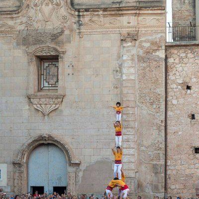 Morera a Algemesí - Muixeranga de Castelló