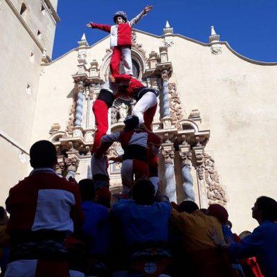 Castell - Muixeranga de Vinaròs
