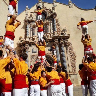 Sénia - Muixeranga de Castelló