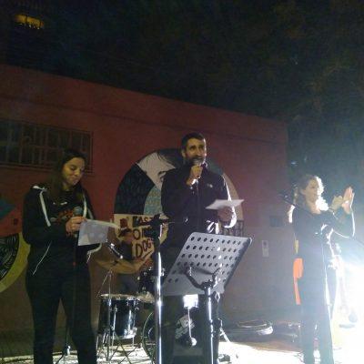 Jove Muixeranga de València inaugura seu