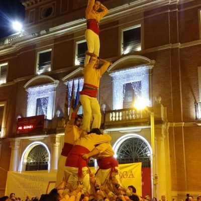Muixeranga de Castelló - Morera