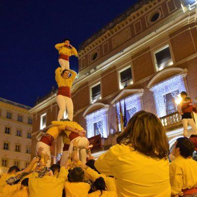 Muixeranga de Castelló - Torreta