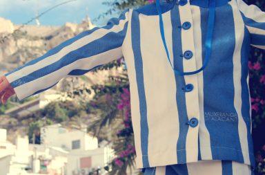 Muixeranga d'Alacant estrena vestit muixeranguer