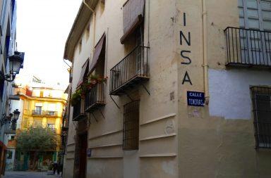 La Casa Insa - Carrer de Baix, València