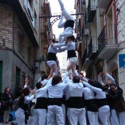 Muixeranga de Cocentaina - Figuereta