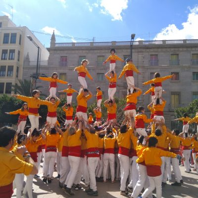 Aranya - Muixeranga de Castelló