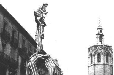 Muixerangues en la ciutat de València