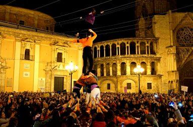 Vaga feminista - València