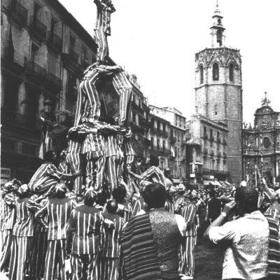 1976 - Muixeranga d'Algemesí - València