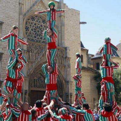 València - Nova Muixeranga d'Algemesí