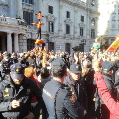 València - Jove Muixeranga de València