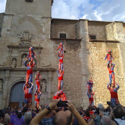 Morera i Pins Dobles - Muixeranga d'Algemesí