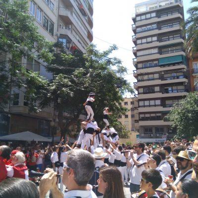 Campanes - Muixeranga de Cocentaina