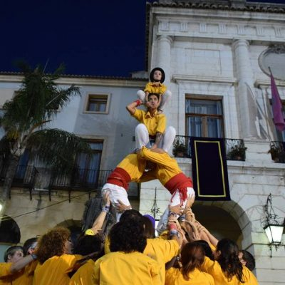 Torreta - Muixeranga de Castelló